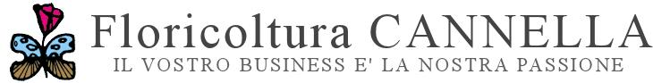 Floricoltura Cannella Piante Logo